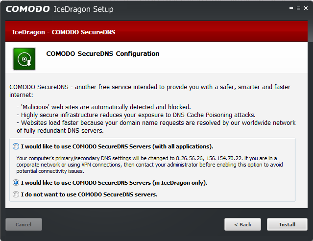 comodo_dns_options
